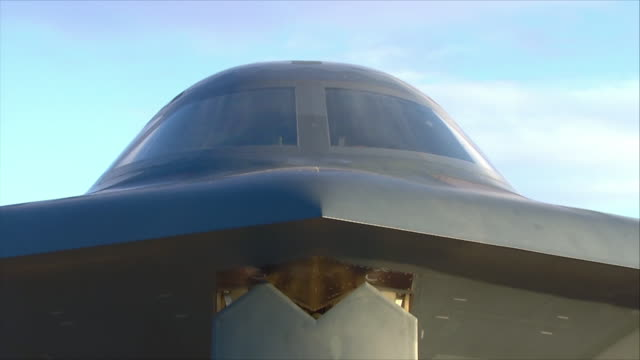 b-2 bomber - bomber plane stock videos and b-roll footage