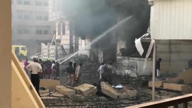 A bombing hit a security post in Yemen's government bastion of Aden on Tuesday killing and wounding several people witnesses and police sources said