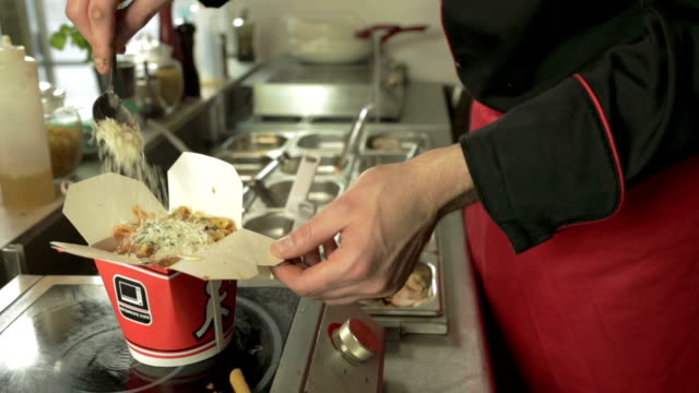 bon appetit! - setting stock videos & royalty-free footage
