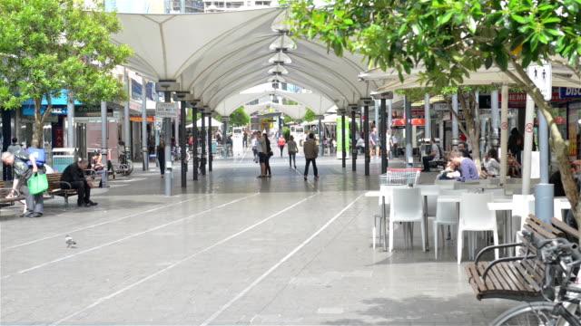 Bondi Junction Einkaufsstraße