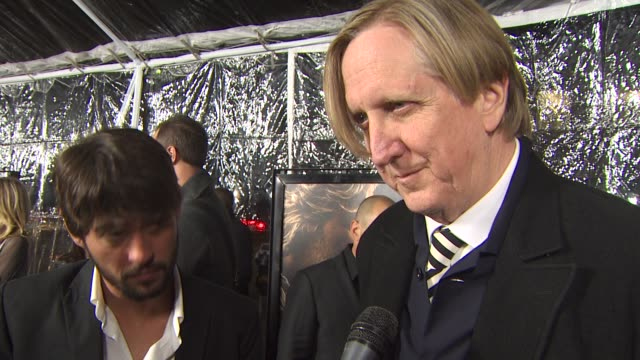 Bone Burnett on Jeff Bridges' musical contributions to the film at the 'Crazy Heart' Premiere at Beverly Hills CA