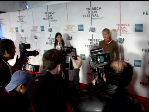 bonnie hunt at the 2006 tribeca film festival 'the tv set' premiere at tribeca performing arts center in new york new york on april 28 2006 - performing arts center stock videos & royalty-free footage