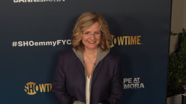 "bonnie hunt at the ""escape at dannemora"" emmy fyc event at neuehouse hollywood on june 05, 2019 in los angeles, california. - television show stock videos & royalty-free footage"