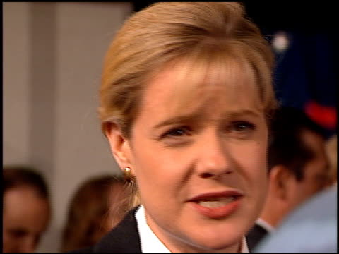 Bonnie Hunt at the 'Now and Then' Premiere on October 5 1995