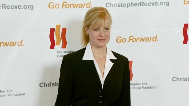 bonnie hunt at the third annual los angeles gala for the christopher and dana reeve foundation honoring robin williams at the century plaza hotel in... - christopher and dana reeve foundation stock videos and b-roll footage