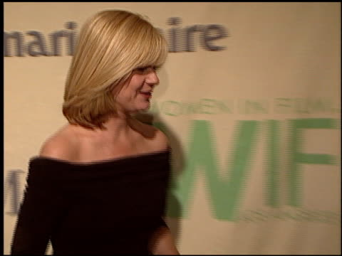 bonnie hunt at the women in film crystal and lucy awards at the century plaza hotel in century city, california on june 18, 2004. - センチュリープラザ点の映像素材/bロール