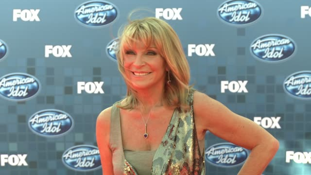 bonnie lythgoe at the fox's 'american idol 2011' finale results show at los angeles ca - results show stock videos & royalty-free footage