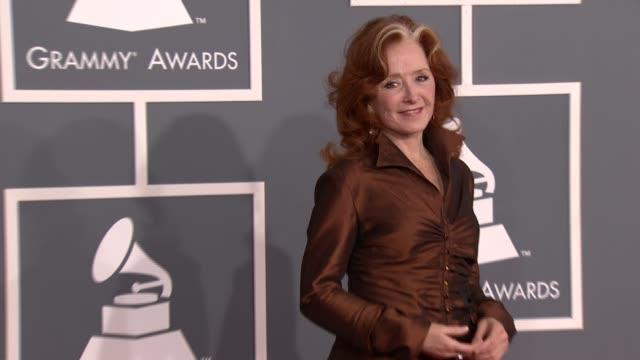 Bonnie Raitt at 54th Annual GRAMMY Awards Arrivals on 2/12/12 in Los Angeles CA