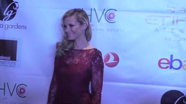 Bonnie Somerville at the 6th Annual Face Forward Gala at the Millennium Biltmore Hotel Los Angeles at Celebrity Sightings in Los Angeles on September...