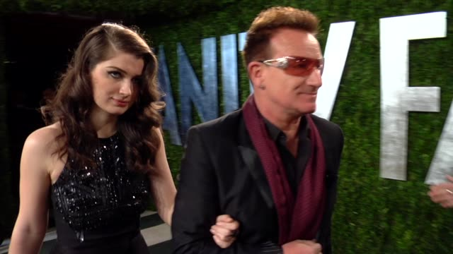 Bono at The 2013 Vanity Fair Oscar Party Hosted By Graydon Carter Bono at The 2013 Vanity Fair Oscar Party Hosted at Sunset Tower on February 24 2013...