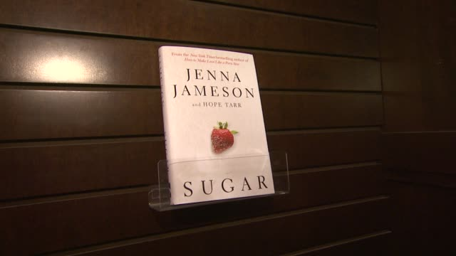 ATMOSPHERE book at Jenna Jameson 'Sugar' Book Signing in Los Angeles CA on