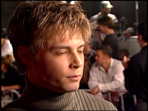 blair witch 2 at the 'book of shadows blair witch 2' premiere at grauman's chinese theatre in hollywood california on october 23 2000 - book of shadows: blair witch 2 stock videos & royalty-free footage