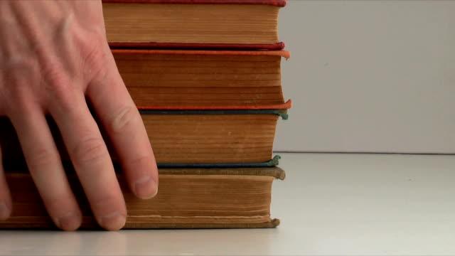 Book Stack (HD,NTSC)