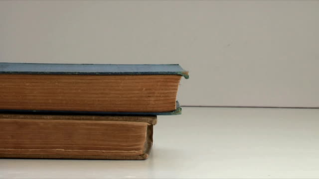 Book Stack (HD,NTSC)