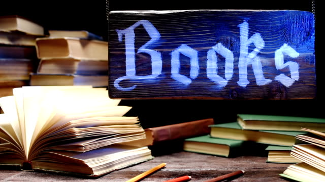 book store counter - bookseller stock videos and b-roll footage