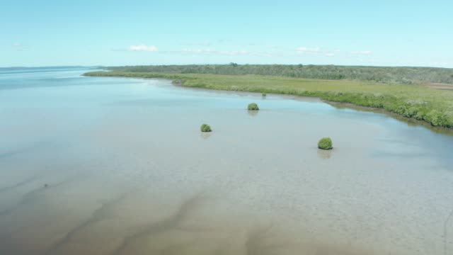 boonooroo view - land stock videos & royalty-free footage