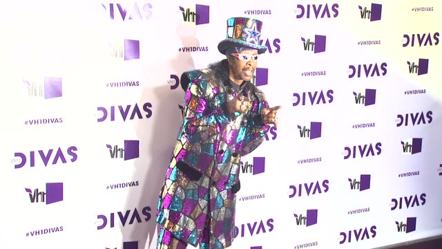 bootsy collins at vh1 divas 2012 on in los angeles ca - vh1 divas stock videos and b-roll footage