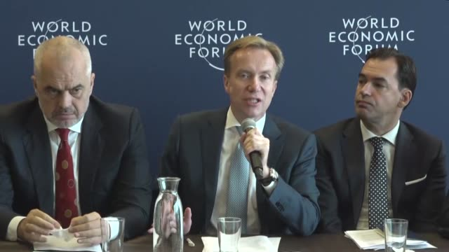 Borge Brende President of the management board of the World Economic Forum Founder and Executive Chairman of the World Economic Forum Klaus Schwab...