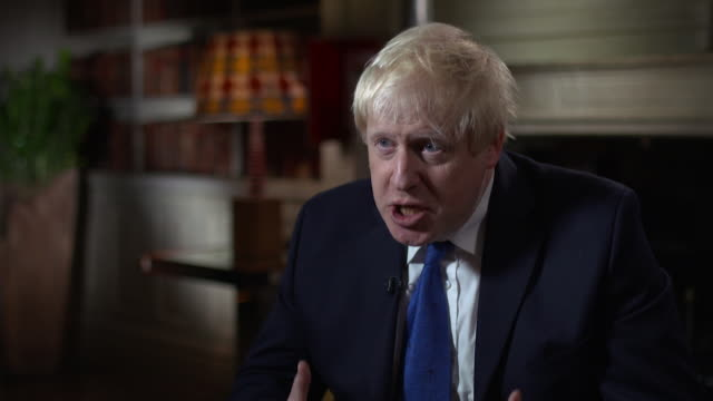 Boris Johnson believes that a Chequers Brexit would be 'simply intolerable we cannot submit to that kind of arrangement'