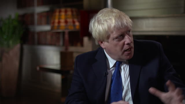 Boris Johnson believes that it would be 'pie in the sky' to agree to a Chequers Brexit deal and renegotiate at a later date