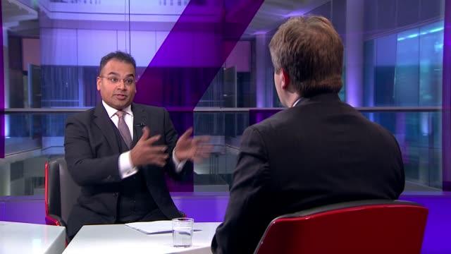 Boris Johnson defends Iran nuclear deal / Nazanin ZaghariRatcliffe detention ENGLAND London GIR INT Richard Ratcliffe STUDIO interview SOT