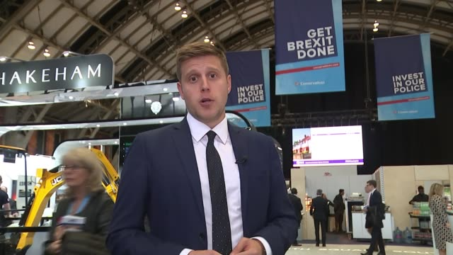boris johnson faces further questions over relationship with jennifer arcuri uk manchester matt hancock mp interview / conservative party conference... - poster stock videos & royalty-free footage