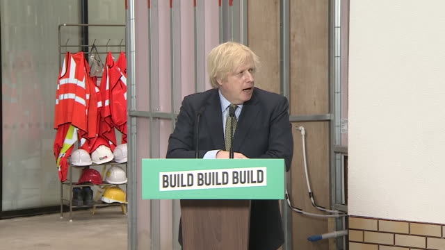 boris johnson saying everybody can see why it's sensible to put leicester back into coronavirus lockdown - serious stock videos & royalty-free footage