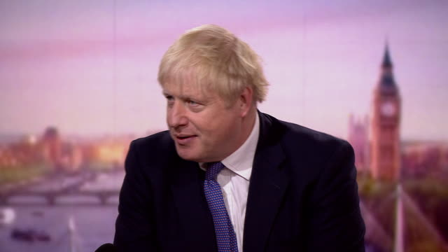 boris johnson saying if he approached the coronavirus crisis with his usual buoyancy it would be totally inappropriate - floating on water stock videos & royalty-free footage