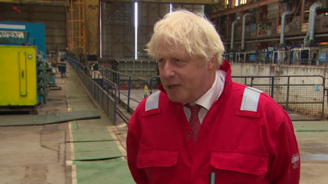 boris johnson saying the government will look at the coronavirus medical advice regarding the wearing of face masks in schools and change accordingly - human face stock videos & royalty-free footage