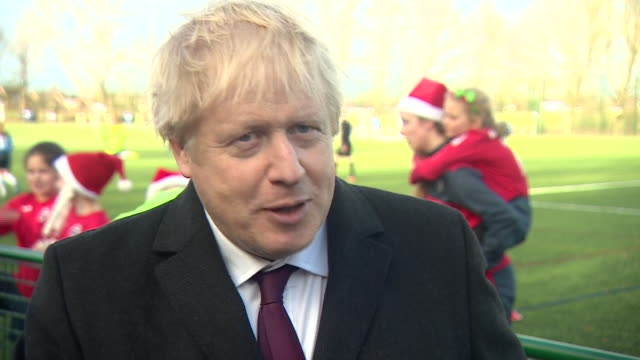 boris johnson saying the leaked document about the nhs and ukus trade negotiations did not prove what jeremy corbyn and the labour party hoped that... - politics stock videos & royalty-free footage