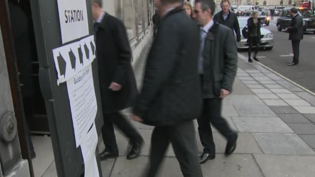 boris johnson with his dog as he casts his vote in the general election - cast member stock videos & royalty-free footage