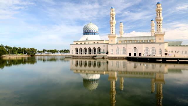 Borneo Malaysia Kota Kinabalu Asia Mosque city