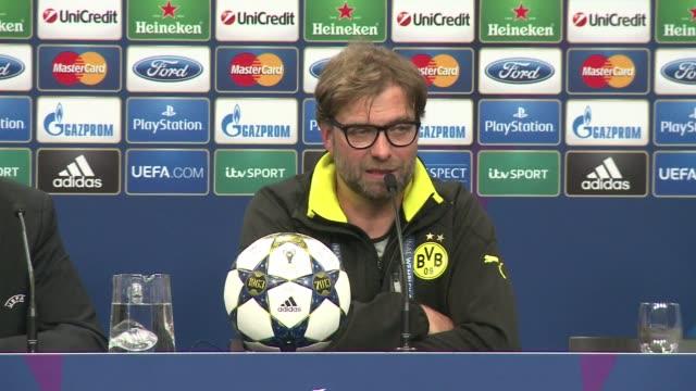 Borussia Dortmund coach Jurgen Klopp has described their showdown with Bayern Munich as the perfect game in the perfect stadium CLEAN Football...