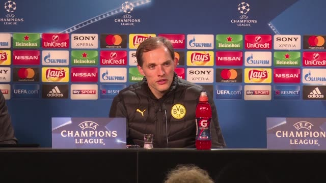 Borussia Dortmund coach Thomas Tuchel slams the decision to play the first leg of their Champions League quarterfinal against Monaco just a day after...