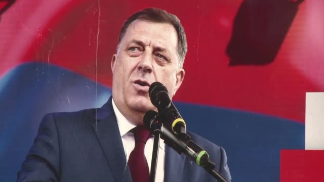 Bosnia is a failed concept Serb leader in the Balkans country Milorad Dodik says adding that he thinks a lot about a referendum on independence of...