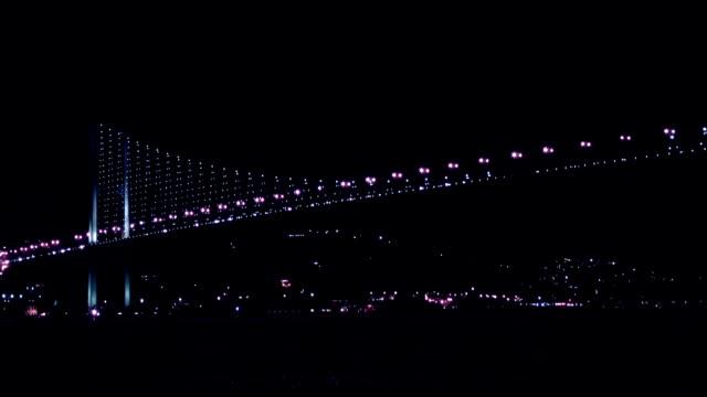 stockvideo's en b-roll-footage met bosphorus bridge - 15 juli martelaarsbrug