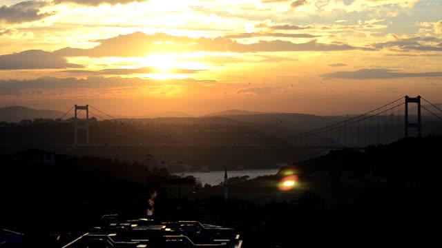 HD: Bosphorus Bridge