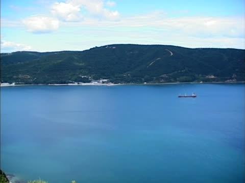 bosphorus - passenger craft stock videos & royalty-free footage
