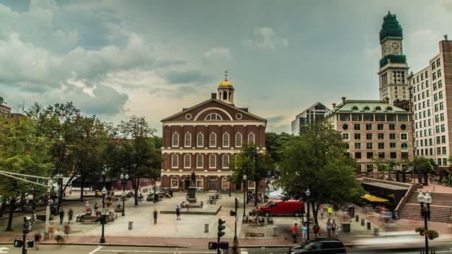 Boston 5 Quincy Hall