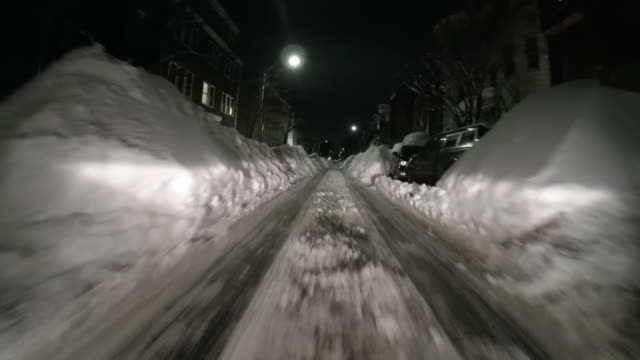Boston Blizzard 2015. Snowiest Winter in Boston's History