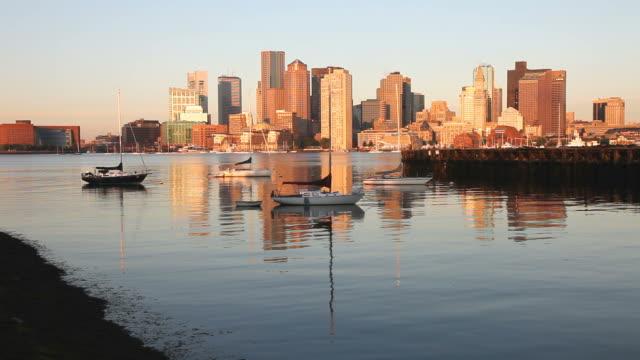 Hafen von Boston