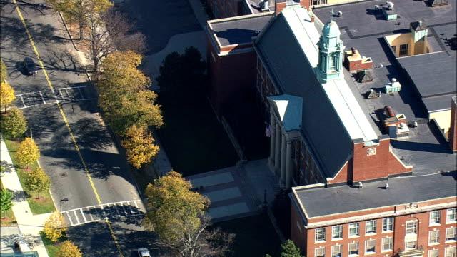 Boston Latin Public School  - Aerial View - Massachusetts,  Suffolk County,  United States