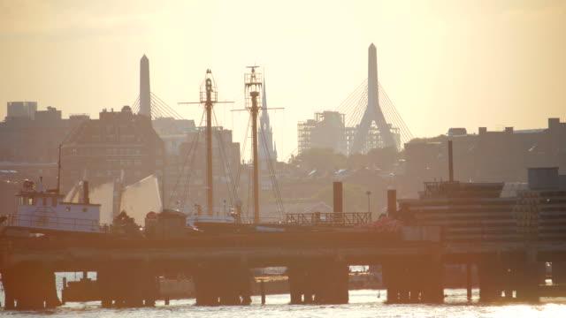 Boston, MA - Leonard P. Zakim Bunker Hill Memorial Bridge