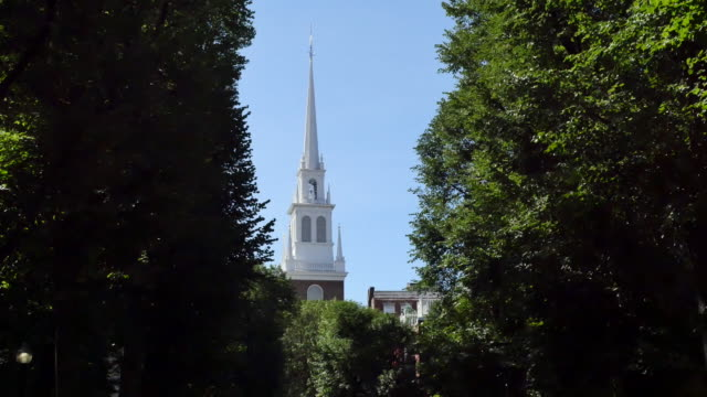 USA Boston Old North Church