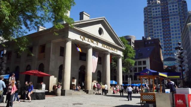 USA Boston Quincy Market