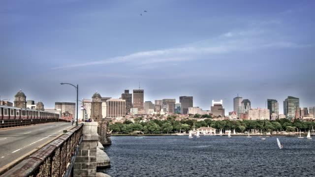 Boston river, US