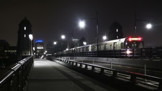 Boston Subway Train