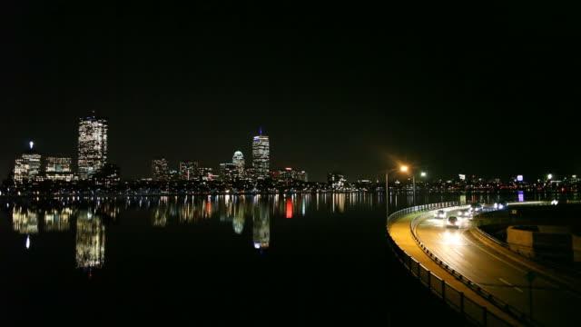 boston - back bay boston stock videos & royalty-free footage