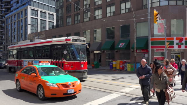 Both vehicles are iconic of the Canadian city The streetcar was designed by the Urban Transportation Development Corporation and manufactured by...