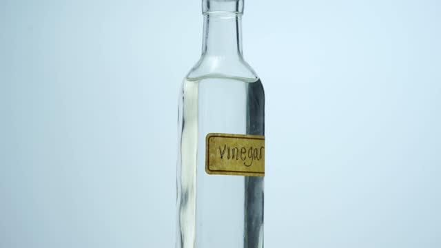 白酢のボトル - 酸点の映像素材/bロール